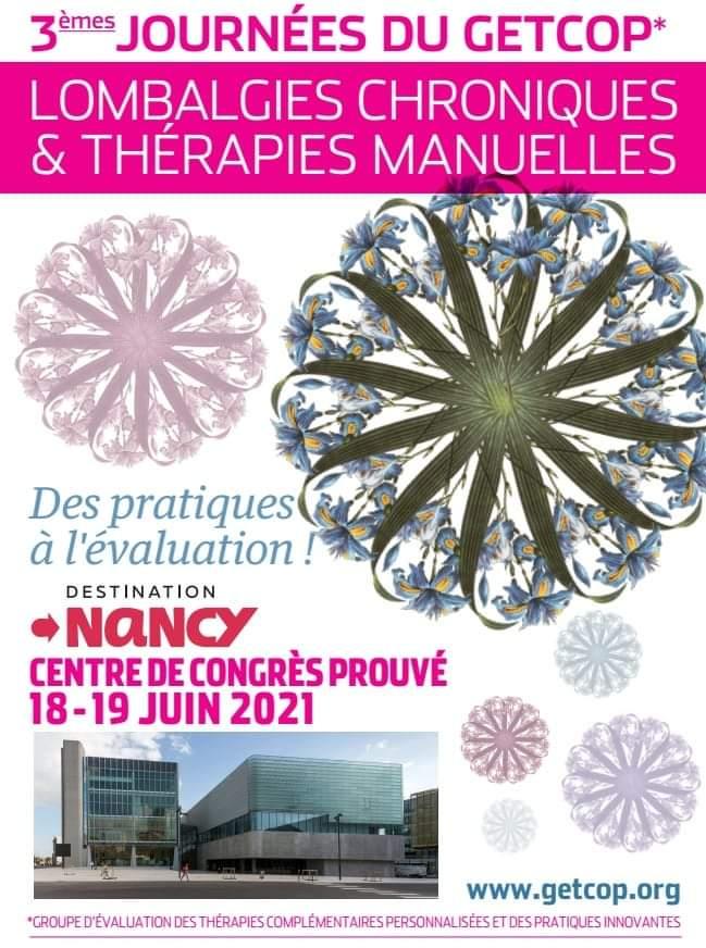Affiche congrès GETCOP